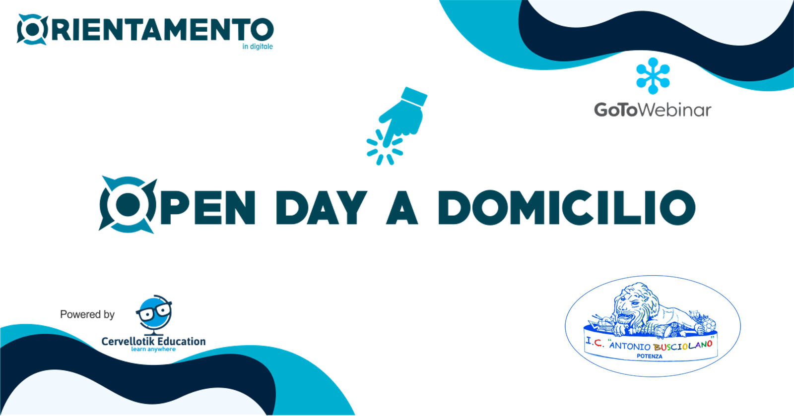 Open day a domicilio